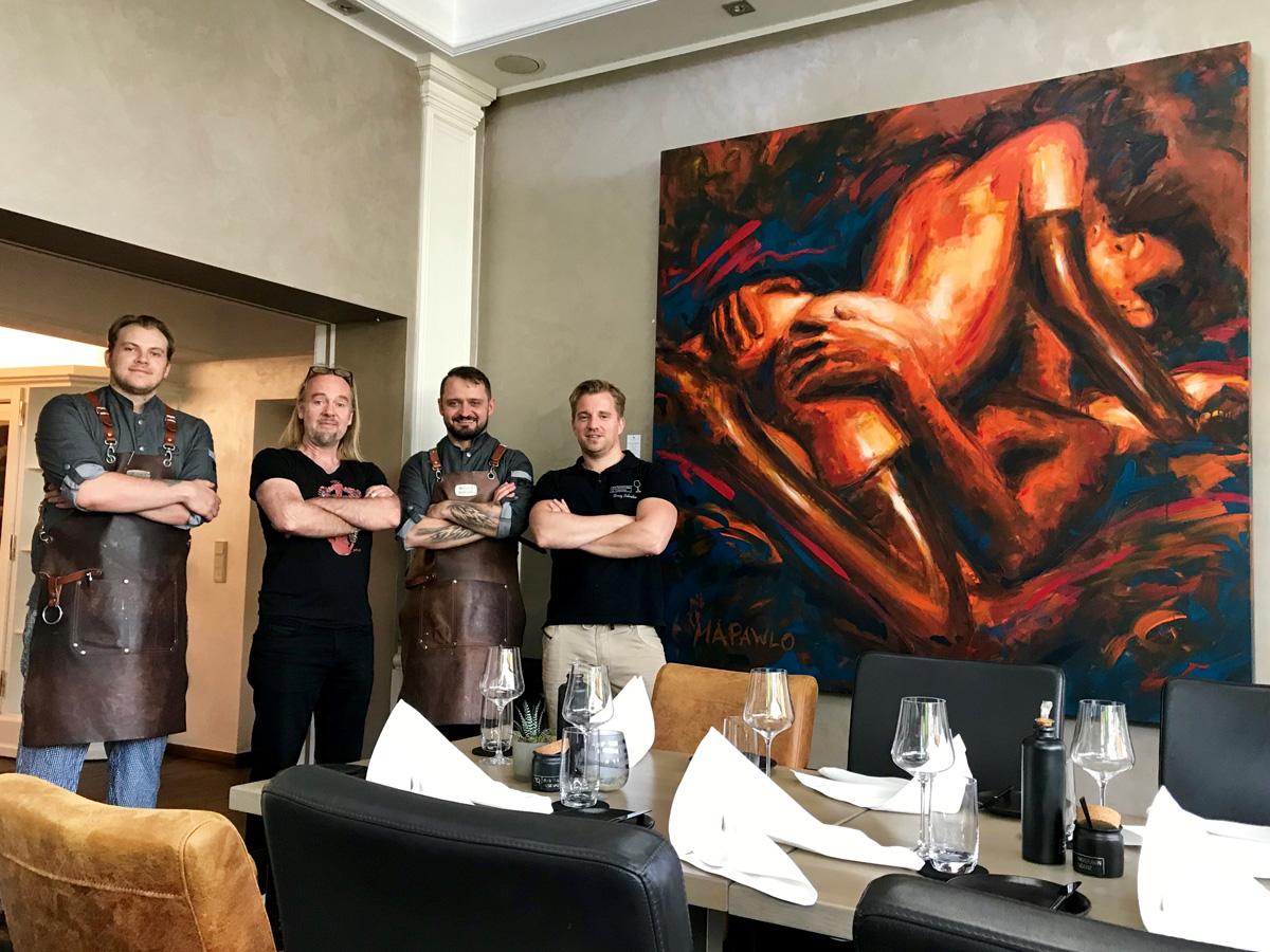 MAPAWLO ART Gemälde