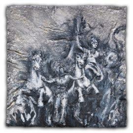 Siegfrid Gemälde Drachtoeter